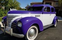 1939 Plymouth Deluxe for sale 101329867