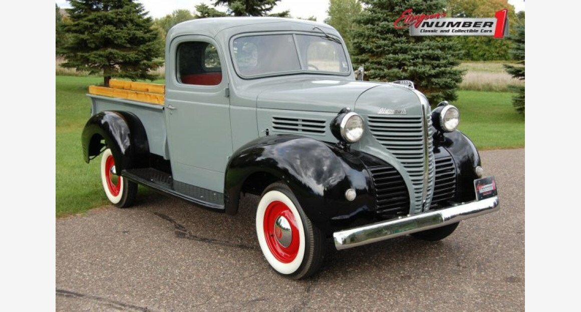 1939 Plymouth Pickup for sale 101035840