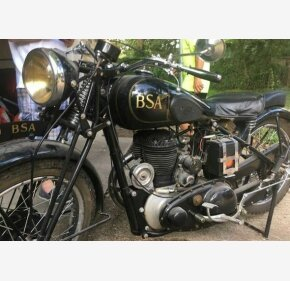 1940 BSA M20 500 for sale 200587440