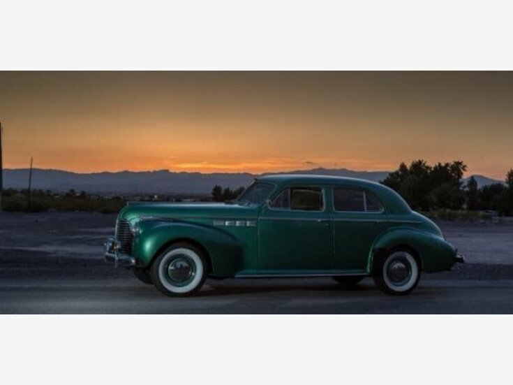 1940 Buick Roadmaster for sale 100971705