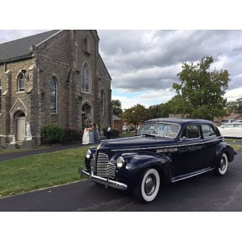 1940 Buick Roadmaster for sale 101582393