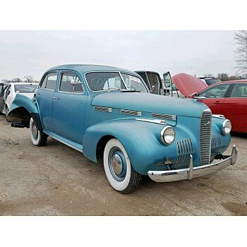 1940 Buick Special for sale 101115516