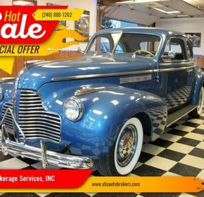 1940 Buick Special for sale 101159876