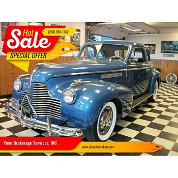 1940 Buick Special for sale 101160880