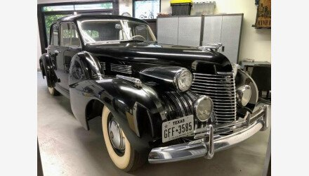 1940 Cadillac Fleetwood for sale 101319995