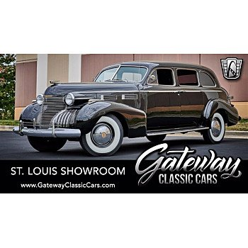1940 Cadillac Fleetwood for sale 101389141
