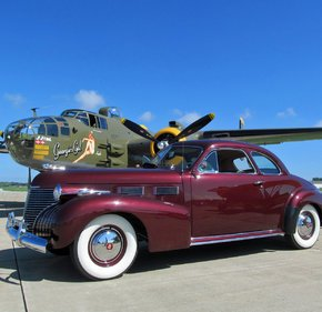1940 Cadillac Series 62 for sale 101043799