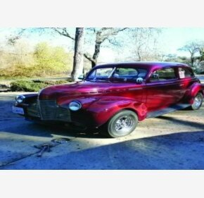 1940 Chevrolet Custom for sale 101180512