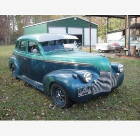 1940 Chevrolet Master Deluxe for sale 100822732
