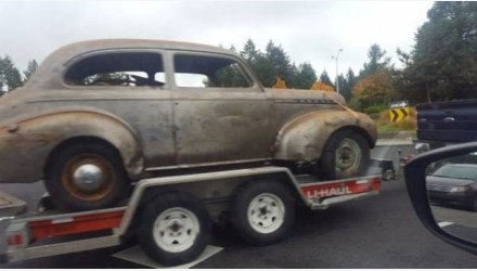 1940 Chevrolet Master Deluxe for sale 100858787