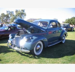 1940 Chevrolet Master Deluxe for sale 101017680