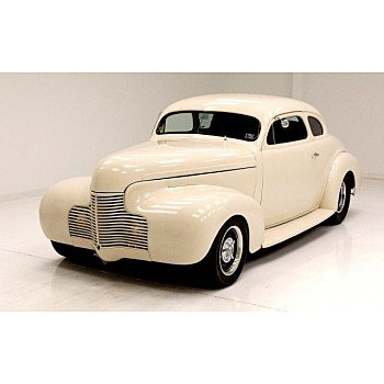 1940 Chevrolet Master Deluxe for sale 101198912