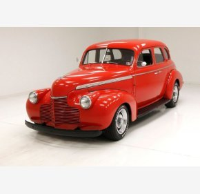 1940 Chevrolet Master Deluxe for sale 101214323
