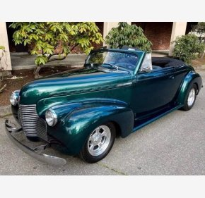 1940 Chevrolet Master Deluxe for sale 101340059