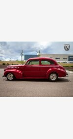 1940 Chevrolet Master Deluxe for sale 101350102