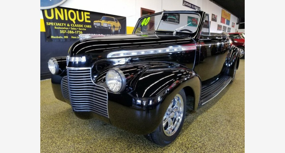 1940 Chevrolet Other Chevrolet Models for sale 100962790