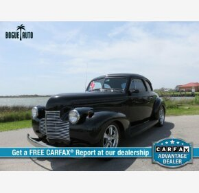 1940 Chevrolet Other Chevrolet Models for sale 100999088