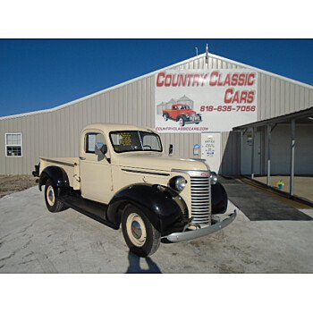 1940 Chevrolet Pickup for sale 101432640
