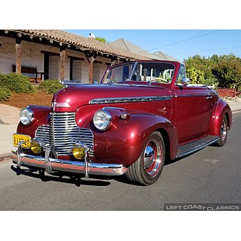 1940 Chevrolet Special Deluxe for sale 101404266