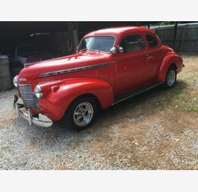 1940 Chevrolet Special Deluxe for sale 101411047