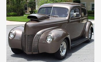 1940 Ford Custom for sale 100998348