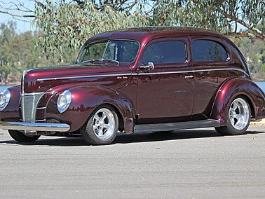 1940 Ford Custom for sale 101045198