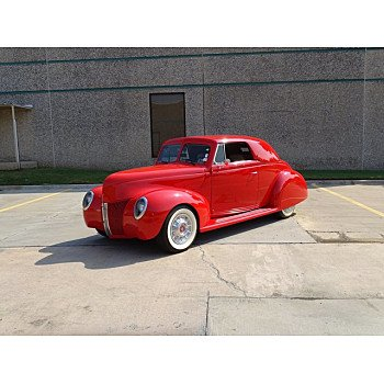 1940 Ford Custom for sale 101608395