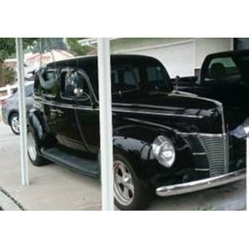 1940 Ford Deluxe for sale 100952109
