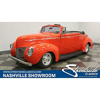 1940 Ford Deluxe for sale 101093757