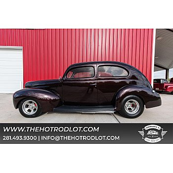 1940 Ford Deluxe for sale 101231238