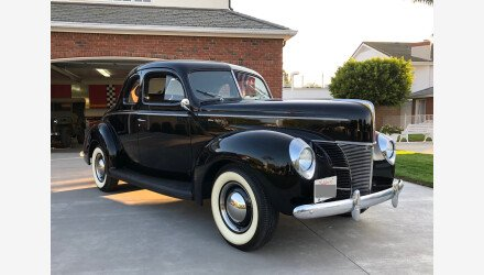 1940 Ford Deluxe for sale 101243876