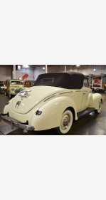 1940 Ford Deluxe for sale 101257530