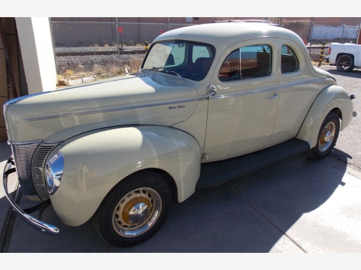 1940 Ford Deluxe for sale 101456769