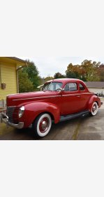 1940 Ford Deluxe for sale 101004743