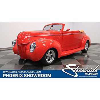1940 Ford Deluxe for sale 101176968
