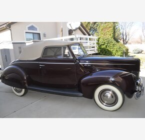 1940 Ford Deluxe for sale 101181338