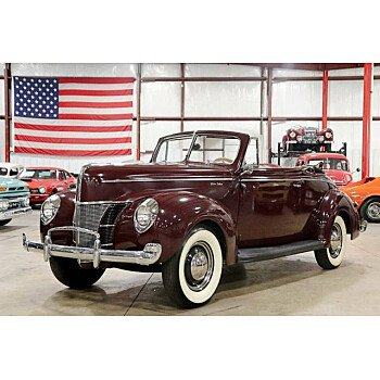 1940 Ford Deluxe for sale 101186175