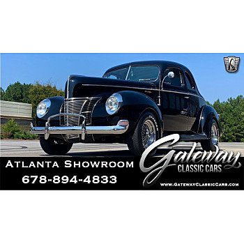 1940 Ford Deluxe for sale 101219205