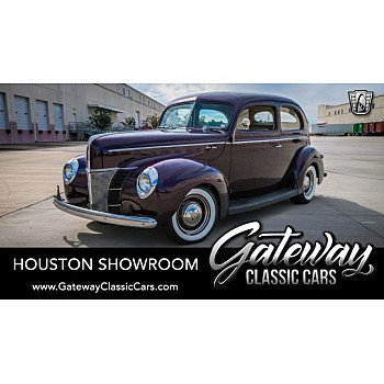 1940 Ford Deluxe for sale 101245831