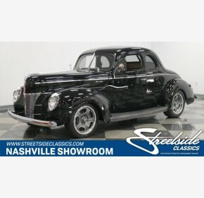 1940 Ford Deluxe for sale 101261612