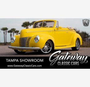 1940 Ford Deluxe for sale 101281822