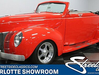 1940 Ford Deluxe for sale 101305910