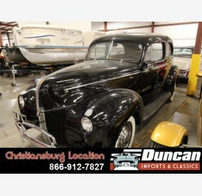 1940 Ford Deluxe for sale 101314581