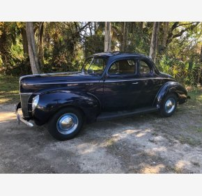 1940 Ford Deluxe for sale 101316680