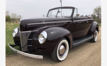 1940 Ford Deluxe for sale 101348436