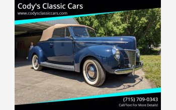 1940 Ford Deluxe for sale 101350820