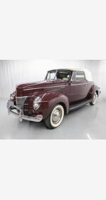 1940 Ford Deluxe for sale 101359794