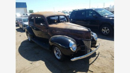 1940 Ford Deluxe for sale 101361661