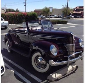 1940 Ford Deluxe for sale 101371401