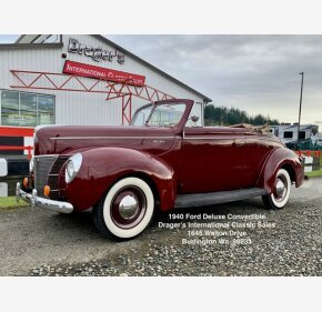 1940 Ford Deluxe for sale 101412758